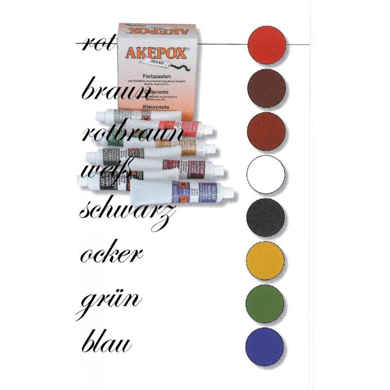 farbpaste f r akepox kleber 5 00. Black Bedroom Furniture Sets. Home Design Ideas